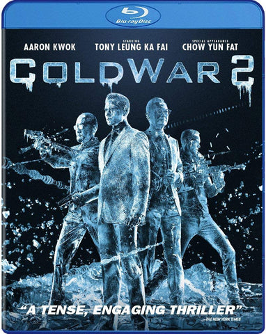 Cold War 2 (Blu-ray) Pre-Owned