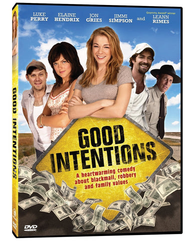 Good Intentions (2009) (DVD Movie) Pre-Owned: Disc(s) and Case