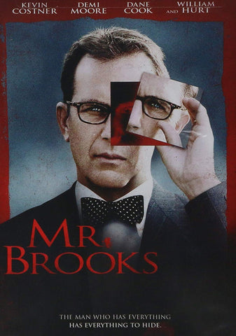 Mr. Brooks (DVD) Pre-Owned