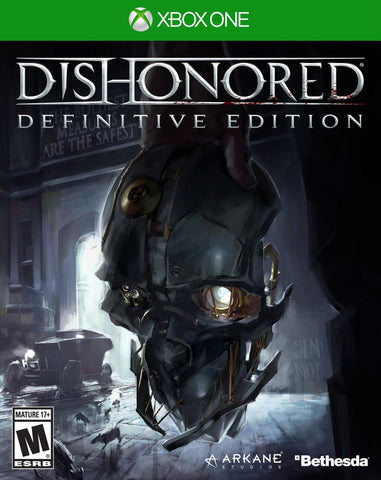 Dishonored Definitive Edition (Xbox One) NEW