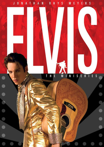 Elvis: The Miniseries (DVD / Series) Pre-Owned: Disc(s) and Case