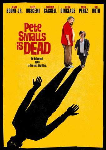 Pete Smalls Is Dead (2010) (DVD / CLEARANCE) Pre-Owned: Disc(s) and Case