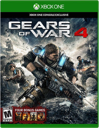 Gears of War 4 (Xbox One) NEW