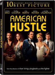 American Hustle (DVD) Pre-Owned