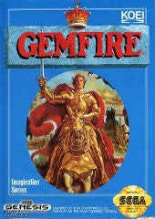 Gemfire (Sega Genesis) Pre-Owned: Game and Case