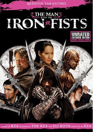 The Man with the Iron Fists (DVD) Pre-Owned