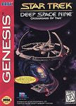 Star Trek Deep Space Nine Crossroads of Time (Sega Genesis) Pre-Owned: Game, Manual, and Box