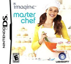 Imagine Master Chef (Nintendo DS) Pre-Owned: Cartridge Only