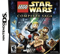 Lego Star Wars: The Complete Saga (Nintendo DS) Pre-Owned: Game, Manual, and Case
