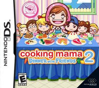 Cooking Mama 2: Dinner With Friends (Nintendo DS) Pre-Owned: Game, Manual, and Case