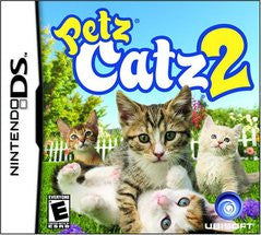 Petz Catz 2 (Nintendo DS) Pre-Owned: Cartridge Only