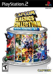 Capcom Classics Vol 2 (Playstation 2 / PS2) Pre-Owned: Game, Manual, and Case