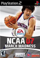 NCAA March Madness 07 (Playstation 2 / PS2) Pre-Owned: Game and Case