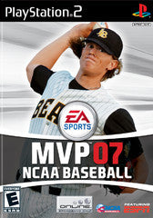 MVP 07 NCAA Baseball (Playstation 2 / PS2) Pre-Owned: Game, Manual, and Case
