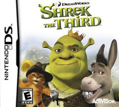 Shrek the Third (Nintendo DS) Pre-Owned: Cartridge Only