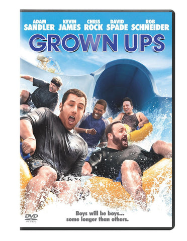 Grown Ups (2010) (DVD Movie) Pre-Owned: Disc(s) and Case