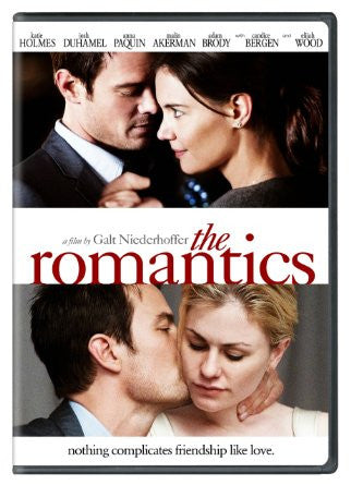 The Romantics (2010) (DVD / Movie) Pre-Owned: Disc(s) and Case