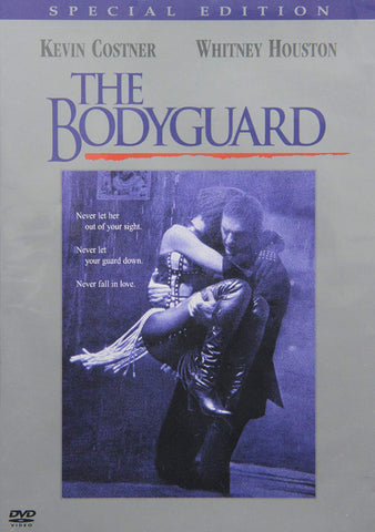 The Bodyguard (DVD) Pre-Owned