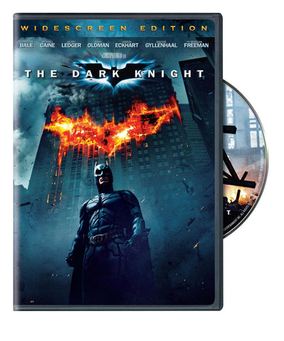 Batman - The Dark Knight  (Widescreen Edition) (2008) (DVD / CLEARANCE) Pre-Owned: Disc(s) and Case