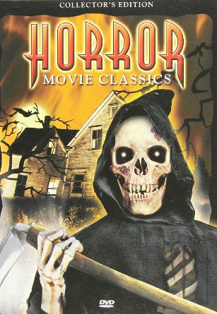 Horror Movie Classics (Collector's Edition) *(Missing Disc 3) (DVD / Box Set) Pre-Owned: Discs and Case