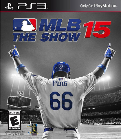 MLB 15: The Show (Playstation 3) NEW