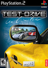 Test Drive Unlimited (Playstation 2 / PS2) Pre-Owned: Game, Manual, and Case