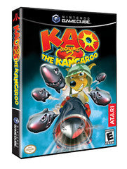 Kao the Kangaroo Round 2 (Nintendo GameCube) Pre-Owned: Game, Manual, and Case