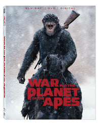 Planet of the Apes: War For The Planet Of The Apes (Blu Ray) Pre-Owned