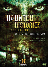Haunted Histories Collection: America's Most Haunted Places (DVD) Pre-Owned