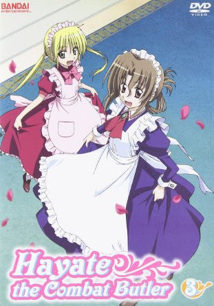 Hayate: The Combat Butler, Part 3 (2009) (DVD / Anime) NEW