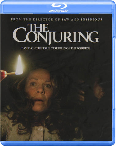 The Conjuring (2013) (Blu-Ray Movie) Pre-Owned: Disc(s) and Case