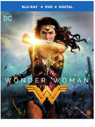 Wonder Woman (Blu Ray Only) Pre-Owned: Disc and Case