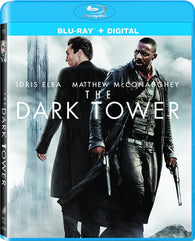 The Dark Tower (Blu Ray) Pre-Owned