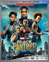 Black Panther (Blu Ray) Pre-Owned