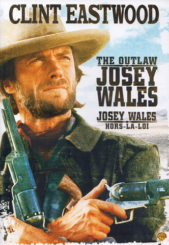 The Outlaw Josey Wales (DVD) Pre-Owned