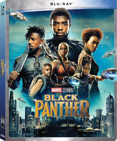 Black Panther (Marvel's) (Blu Ray) NEW