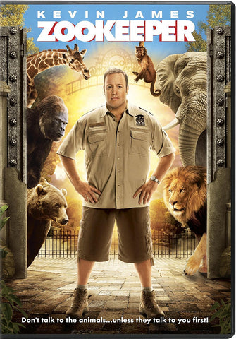 Zookeeper (DVD) Pre-Owned