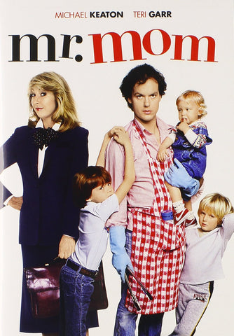 Mr. Mom (1983) (DVD Movie) Pre-Owned: Disc(s) and Case