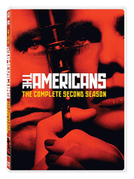 The Americans: Season 2 (DVD) Pre-Owned