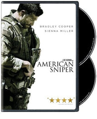 American Sniper (DVD / Movie) Pre-Owned: Disc(s) and Rental Case