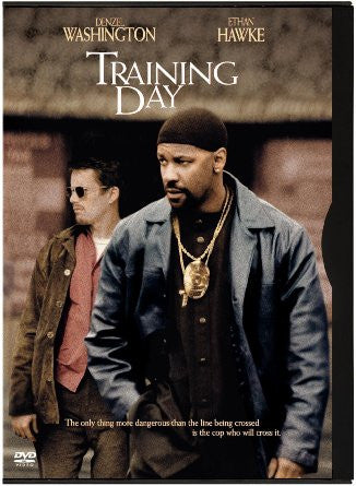 Training Day (2001) (DVD / Movie) Pre-Owned: Disc(s) and Case