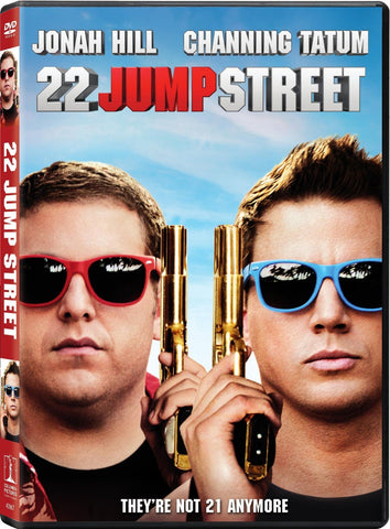 22 Jump Street (2014) (DVD / Movie) Pre-Owned: Disc(s) and Case