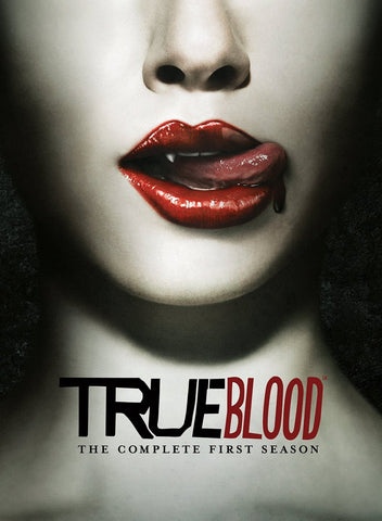 True Blood: Season 1 (DVD / Season) Pre-Owned: Discs, Case, and Box