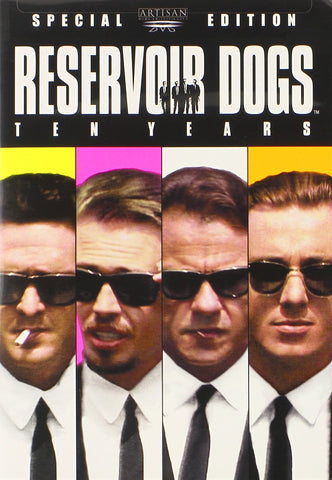 Reservoir Dogs (Two-Disc Special Edition) (1992) (DVD Movie) Pre-Owned: Disc(s) and Case