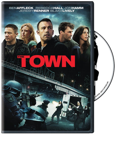 The Town (2010) (DVD Movie) Pre-Owned: Disc(s) and Case