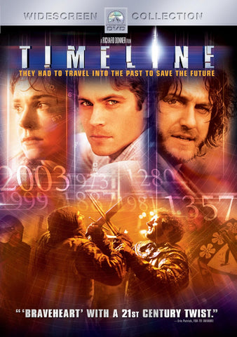 Timeline (2003) (DVD Movie) Pre-Owned: Disc(s) and Case