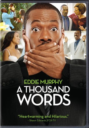 A Thousand Words (2012) (DVD / Movie) Pre-Owned: Disc(s) and Case