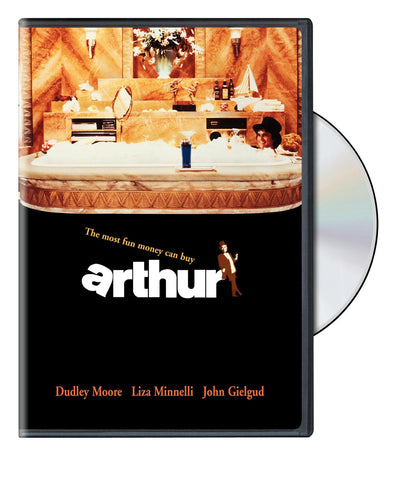 Arthur (1981) (DVD Movie) Pre-Owned: Disc(s) and Case