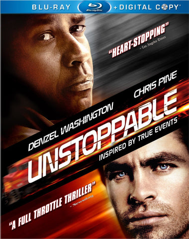 Unstoppable (2010) (Blu Ray / Movie) Pre-Owned: Disc(s) and Case
