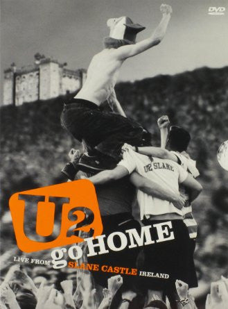 U2 Go Home - Live From Slane Castle (Limited Edition Packaging) (2002) (DVD / Movie) Pre-Owned: Disc(s) and Case